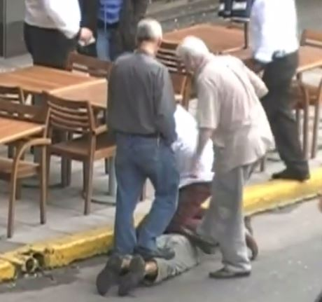 Vigilante Justice Become Rampant In Buenos Aires, Argentina – April 2014