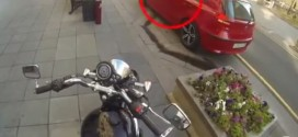 Motorcycle Litter Vigilante Videos – Chasing down litter bugs and getting them back